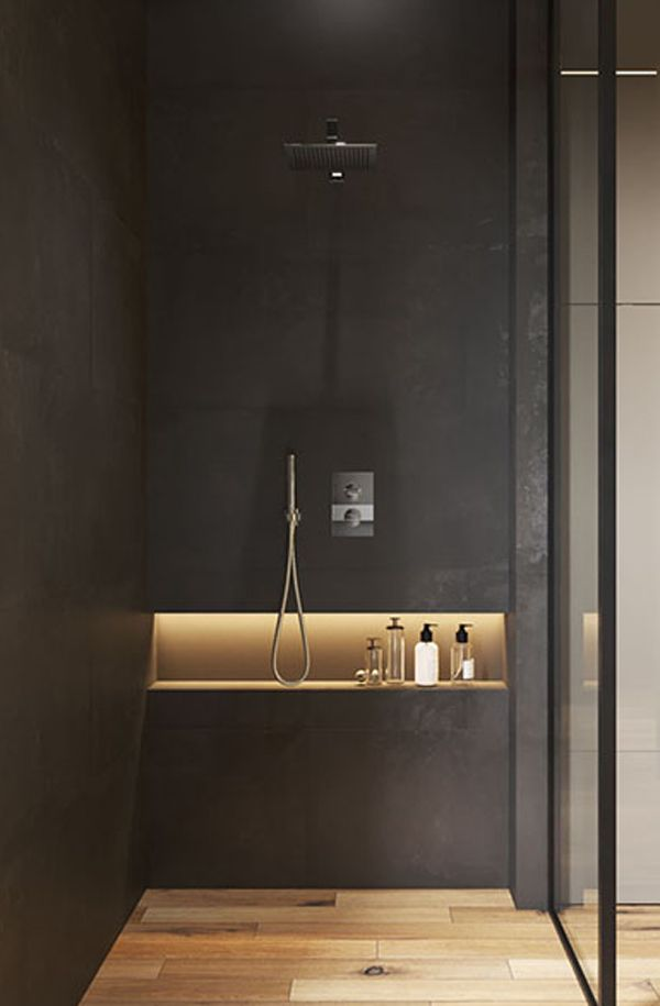 38 Shower Niche Ideas That Organized Your Bathroom Nel 2020