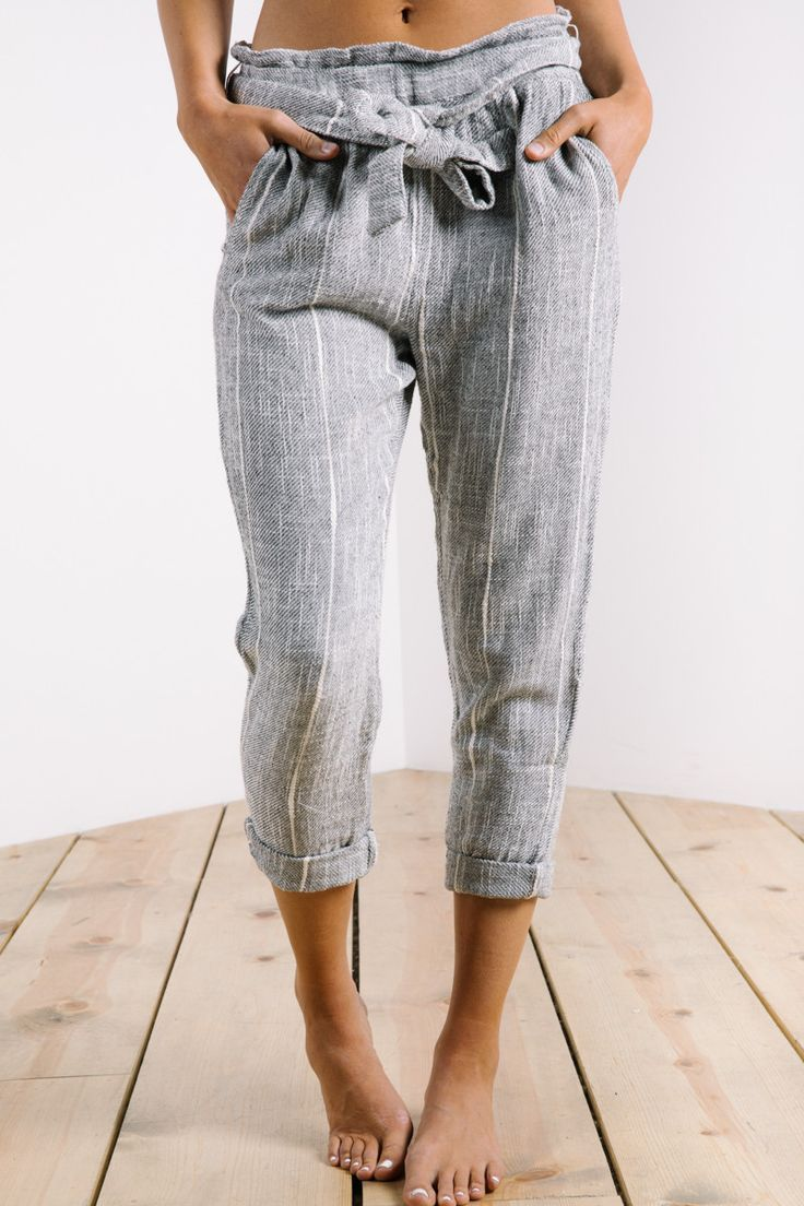 Free People: Wild Coast Pant in Ivory