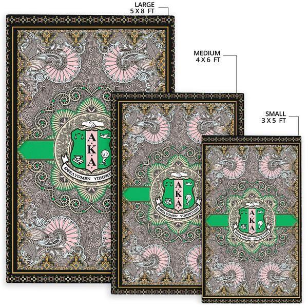 AKA Alpha Kappa Alpha stack Colors Plus Sizes Available
