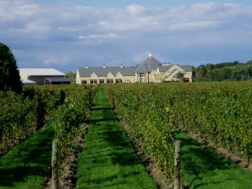 Peller Estate Winery In Ontario, Canada