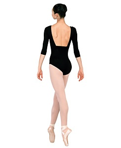 Leotard *i think this is why i love pink and black so much. it's soft and lovely, + precise and powerful.*