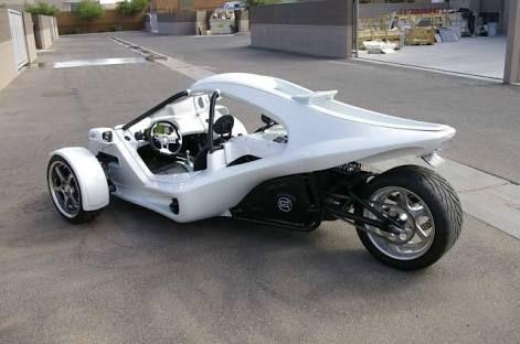 Image Result For Street Legal Reverse Trike Cars