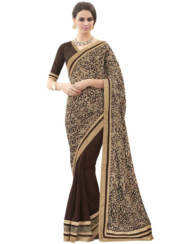 • Fabric: Brasso Multi Color Saree • Size : 5.5 m + 0.90 m Blouse • Easy to wash • Perfect Finshing just as shown in picture • Color:Multi Color