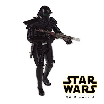 Are you ready for #StarWars #RogueOne? This Death Trooper #ornament is perfect for that fan on your list! http://bit.ly/2gQySkX