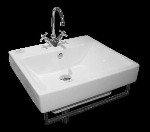 Bathroom Bizarre: Fuzo Square Wall Mount Basin @ R1195 (this is the one I want)