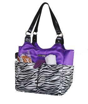 Purple Passion Gym Bag By SmartGirl Bags No More Digging In The Dark