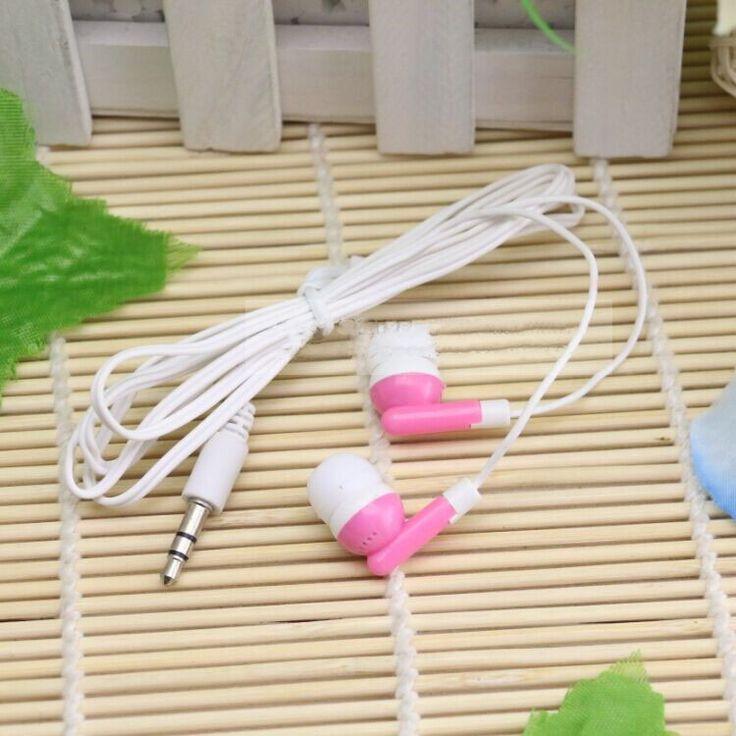 2015 Hot 3.5mm in-ear Earphones Headphones Headsets for IPHONE 3 4 4s 5 5s ipad 2 3 4 mini Mp3 Mp4 Samsung S5 S6