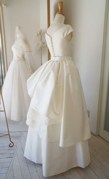 クロカンブッシュ(Croque en Bouche) Dress08-2