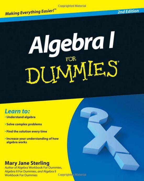 13 best anthology images on pinterest the ojays consideration algebra i for dummiesmary jane sterling fandeluxe Choice Image
