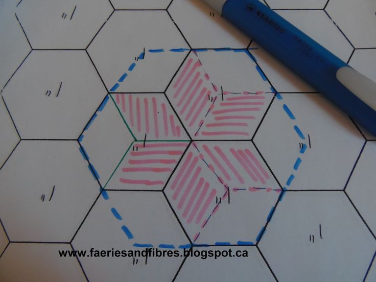 Феи и Волокна: Построение, деконструкции и реконструкции шестиугольник, Сатурн рок и многое другое!