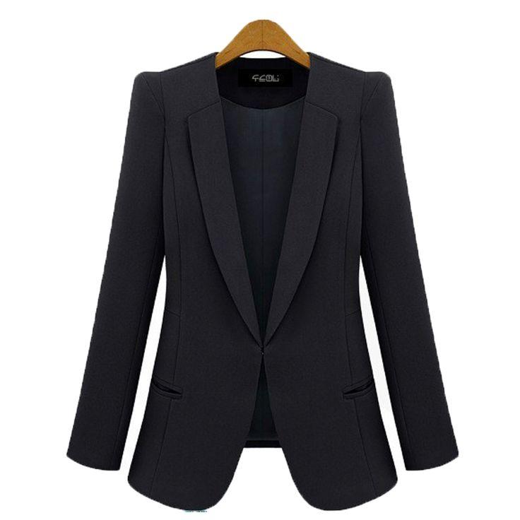 Купить товарЖенский пиджак верхняя одежда 2017 весной и осенью женщин костюм тонкий дизайн женщин blazer синий костюм мода куртка пальто девушки одежда в категории Спортивные курткина AliExpress. Женский пиджак верхняя одежда 2017 весной и осенью женщин костюм тонкий дизайн женщин blazer синий костюм мода куртка пальто девушки одежда