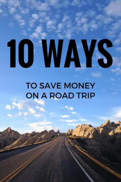 10 Ways to Save Money on a Roadtrip | Let's face it, road trips can be costly but they don't have to be budget blasters. Here are 10 ways to save money. Take it from us. We travel full time and are currently on a 10 month long roadtrip in Australia.