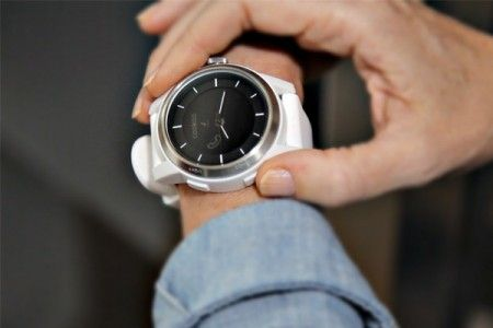 124,99€ Smartwatch Cookoo Branco | Smartpen, Áudio e TV, Informática, Mobile, Mainline, Domótica e Gadgets