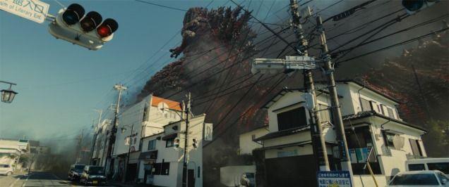 #Hideaki Anno's Studio Sets #theRecord Straight On Godzilla Sequel Talk