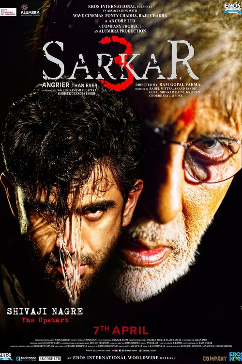 Sarkar 3 (2017) Full Movie Streaming HD