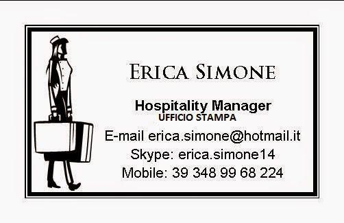 Erica Simone SenzaBarcode: Voler cambiare vita, voler fare gli imprenditori, ...