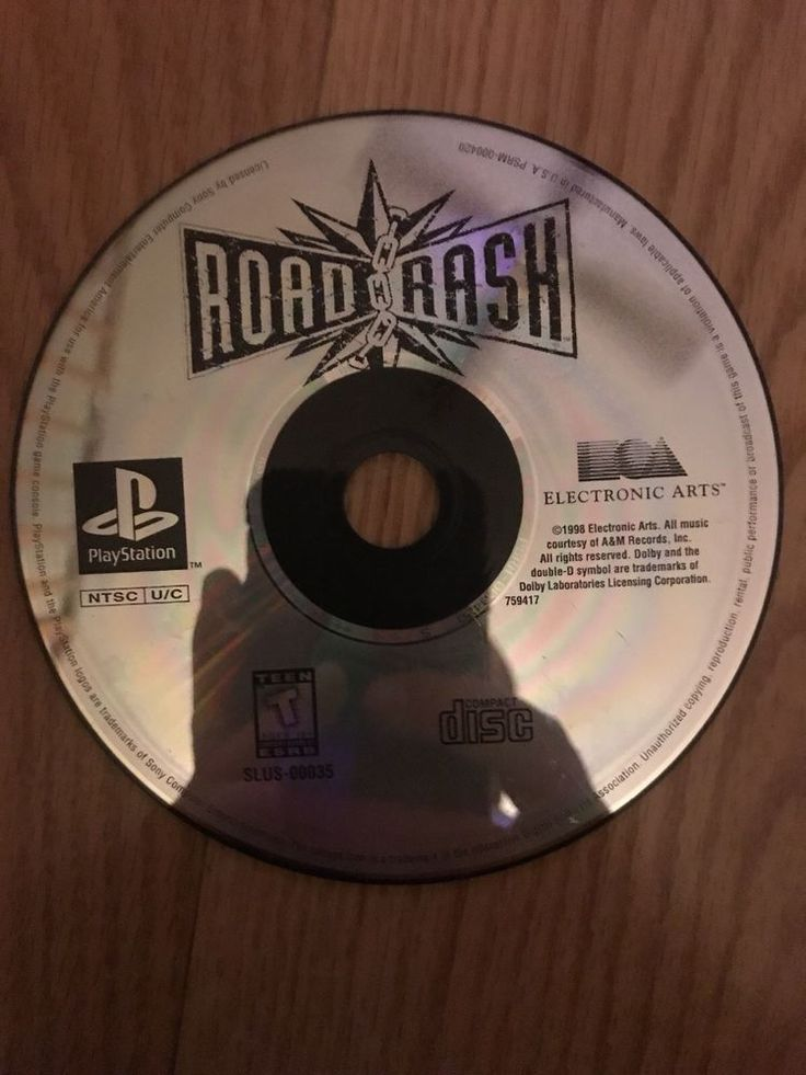 Road Rash (Sony PlayStation 1, 1995)  | eBay