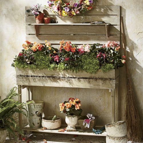 Planter Box from Through the Country Door®