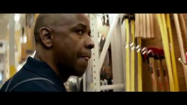 Eminem Sia Guts Over Fear Music Video (The Equalizer Movie Song)