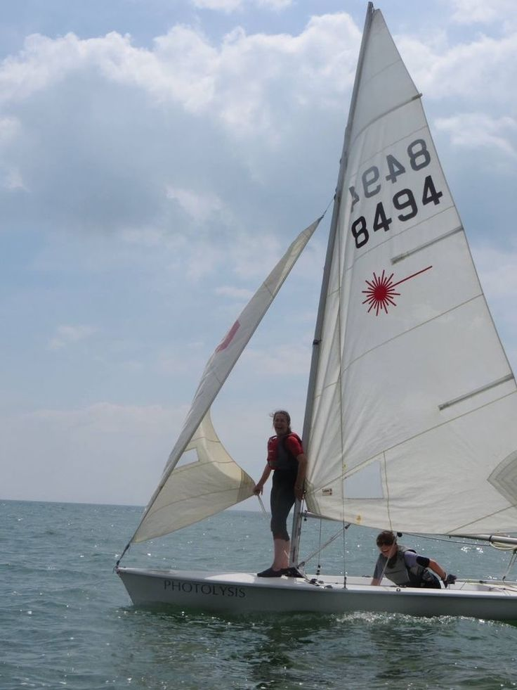 laser 2 regatta sailing dinghy in Sporting Goods, Sailing, Dinghies/ Boats | eBay
