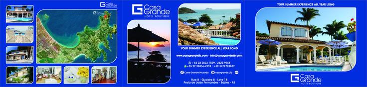 HOTEL BOUTIQUE IN BUZIOS - RJ