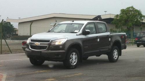 2013 Chevy Colorado