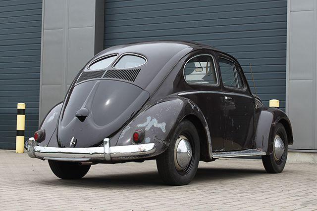 1951 split window beetle patina cool extreme split for 1951 volkswagen split window