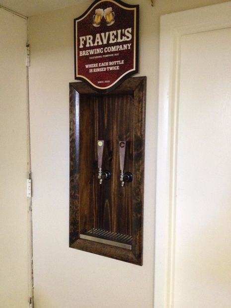 Picture of Homebrew Wall Tap