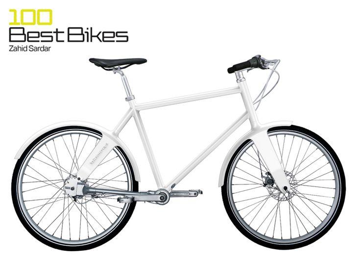OKO bike from Danish high end bike company Biomega