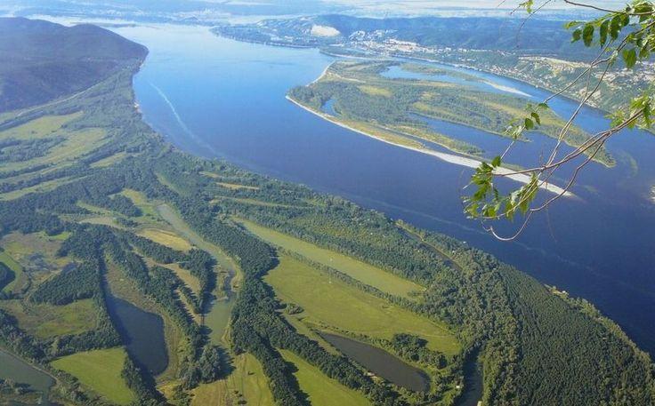 Астрахань - Волга