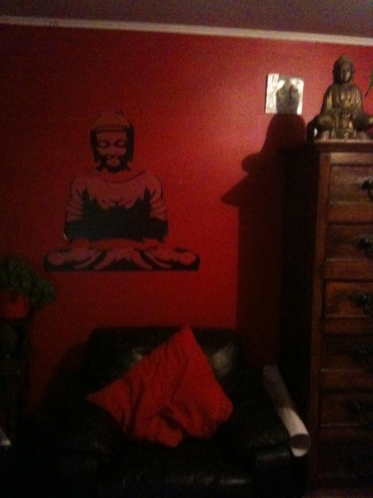 My Buddha Decal