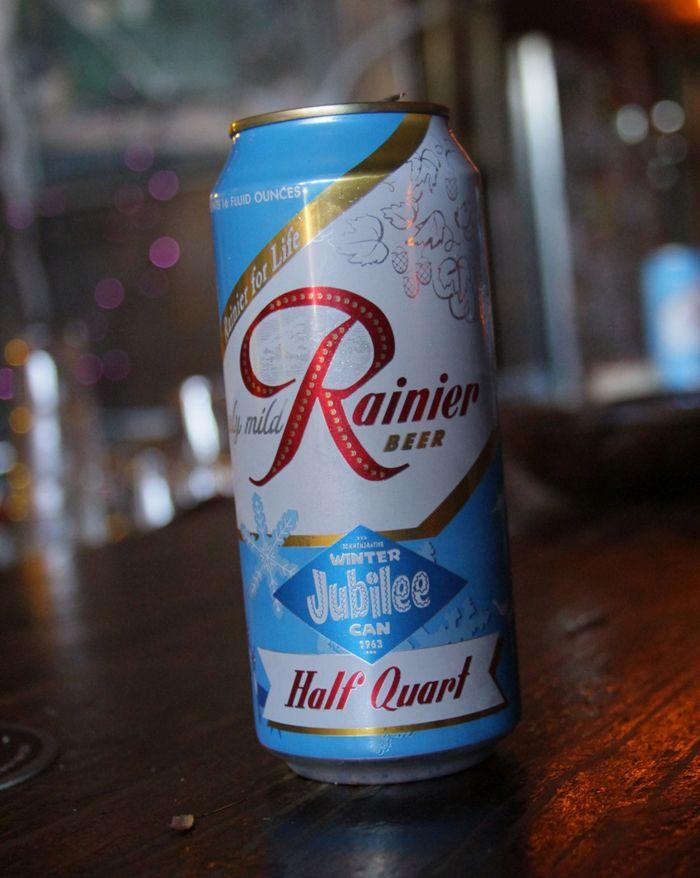 Rainier Beer 1963 Jubilee Series Limited Edition