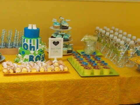 Baby Shower Fun