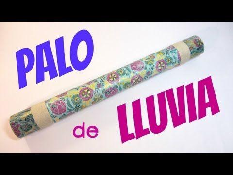 Flauta casera | Como hacer una flauta casera - Instrumentos Caseros - YouTube