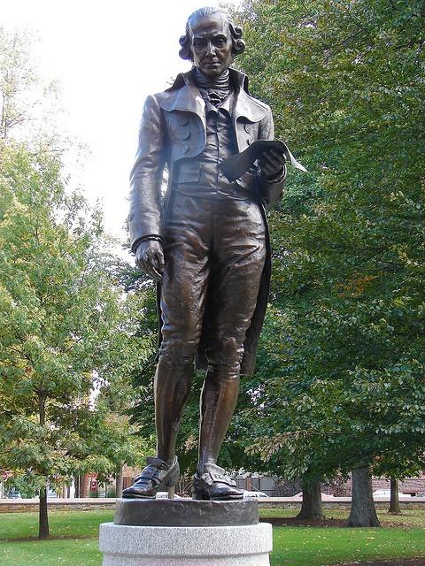 Dickinson College founder Benjamin Rush