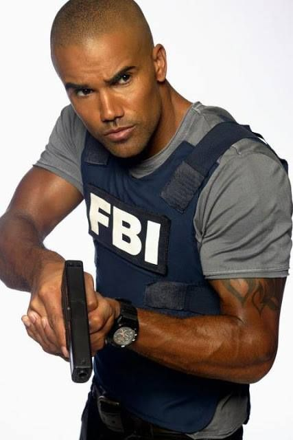 #ShemarMoore as Derek Morgan I think I've been naughty... call Shemar and report me....