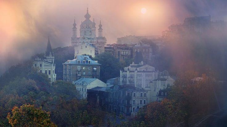 Kiev, Ukraine Таинственные места Киева, о которых вы не знали