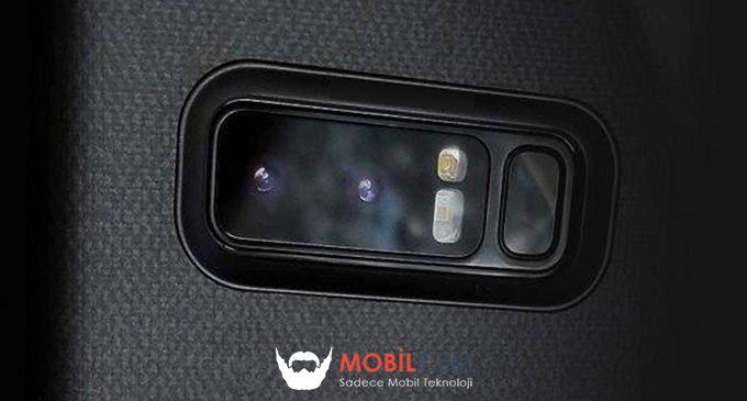 Galaxy Note 8 Parmak İzi Sensörü