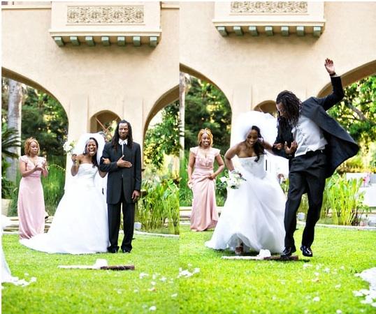 "Wedding Broom Ideas: 25 Best ""Jumping The Broom"" Ceremony Images On Pinterest"