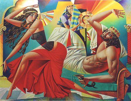 Salome's Dance - Georgy Kurasov