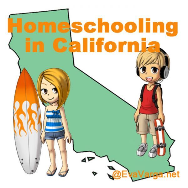 Homeschooling in California: Beginning the Journey - Eva Varga