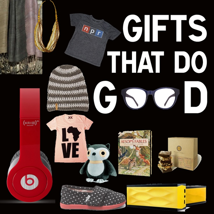 Charitable christmas gift ideas united states