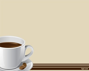 29 best drinks backgrounds for powerpoint images on pinterest cup of coffee background is a powerpoint template created for presentations that require a coffee cup toneelgroepblik Image collections