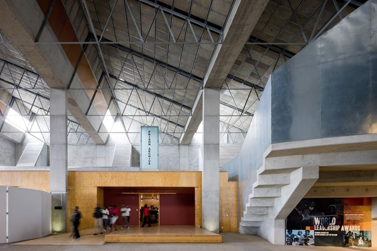 Noero Wolff Architects - Red Location Museum of Struggle, Port Elizabeth, SA: Wolff Architects, Noero Architects, Noero Wolff, Red Locations, Locations Museums, Business Design, Museums Qu, Architecture Commiss, Posts Spectacl Museums