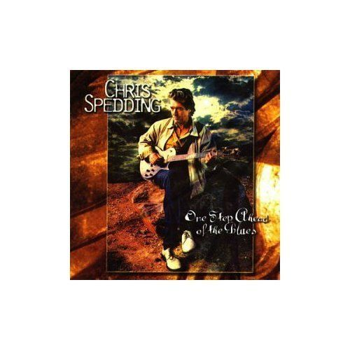 One-Step-Ahead-of-the-Blues-Chris-Spedding-CD