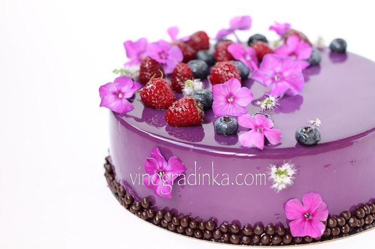 Как сделать муссовый торт | Как собирать муссовый торт