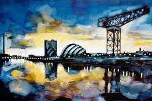 Beautiful prints from Scottish artist Bryan Evans