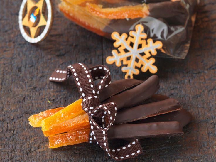 Découvrez la recette des orangettes au gingembre maison