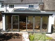 single storey extension ideas and lanterns - Google Search