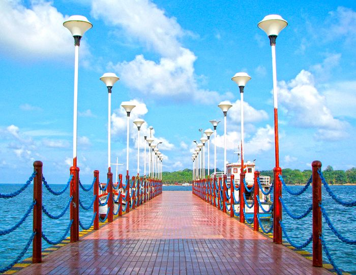 A list of some places that you must visit in Port Blair when you are in Andaman & Nicobar Islands. Explore the beauty of travel in India.